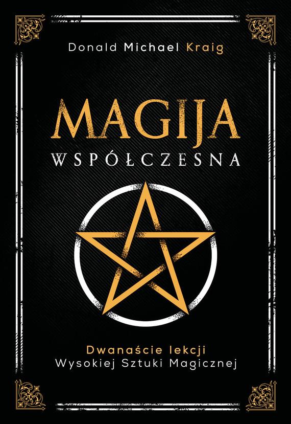 okładka Magija współczesna, Ebook | Donald Michael  Kraig
