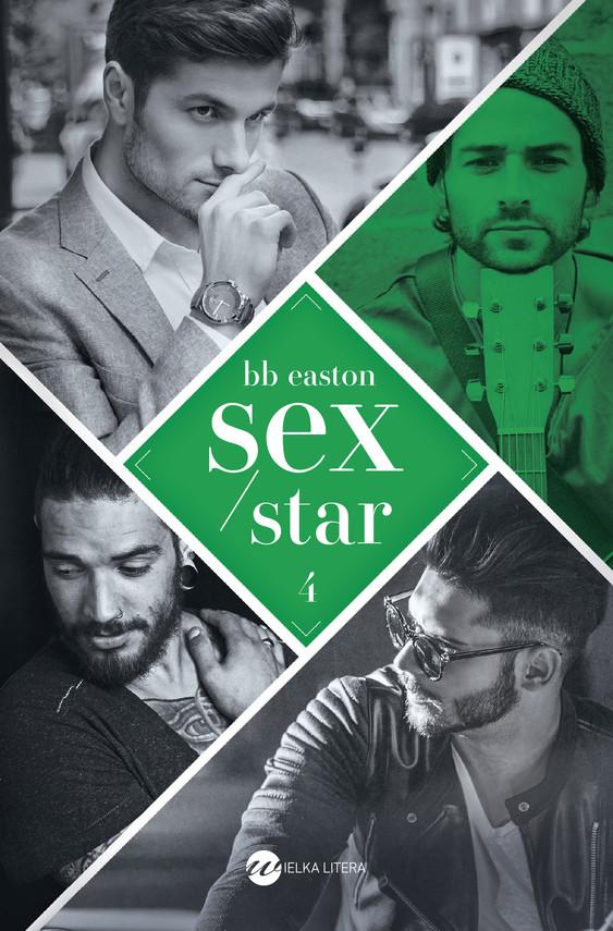 okładka Sex/Starebook | epub, mobi | BB Easton