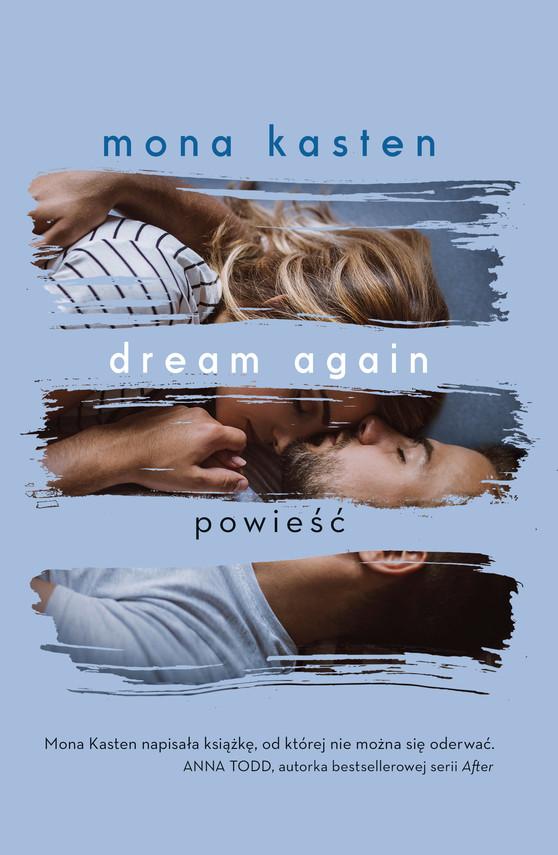 okładka Dream againebook | epub, mobi | Mona  Kasten