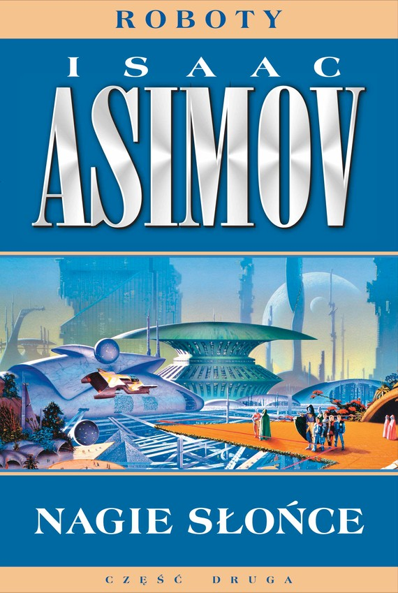 okładka Nagie słońceebook | epub, mobi | Isaac Asimov