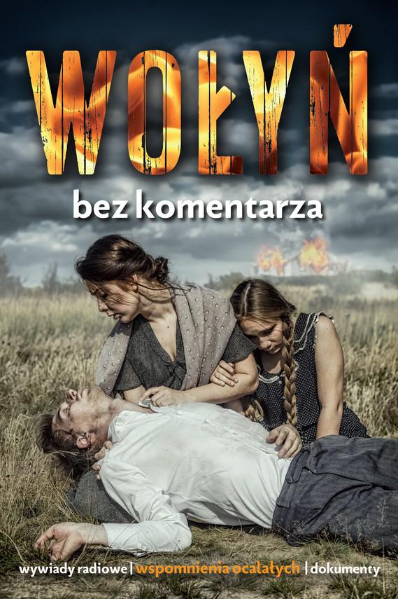 okładka Wołyńebook | epub, mobi, pdf | autor zbiorowy
