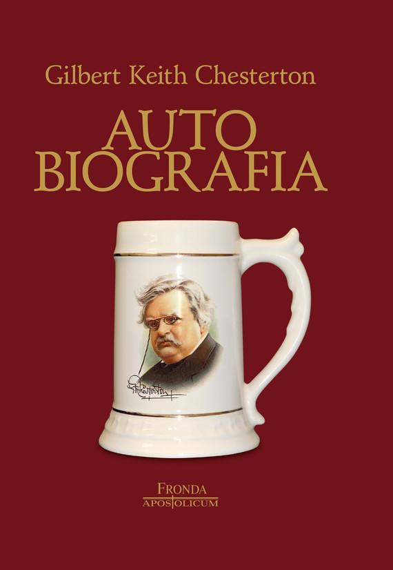 okładka Autobiografia, Ebook | Gilbert Keith  Chesterton