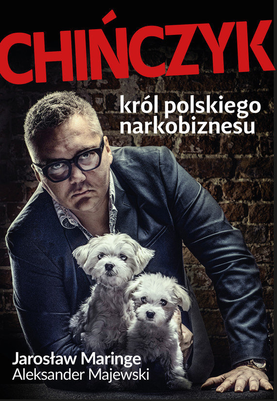 okładka Chińczyk, Ebook | Aleksander  Majewski, Jarosław  Maringe