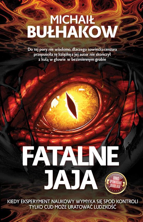 okładka Fatalne Jajaebook | epub, mobi | Michaił Bułhakow