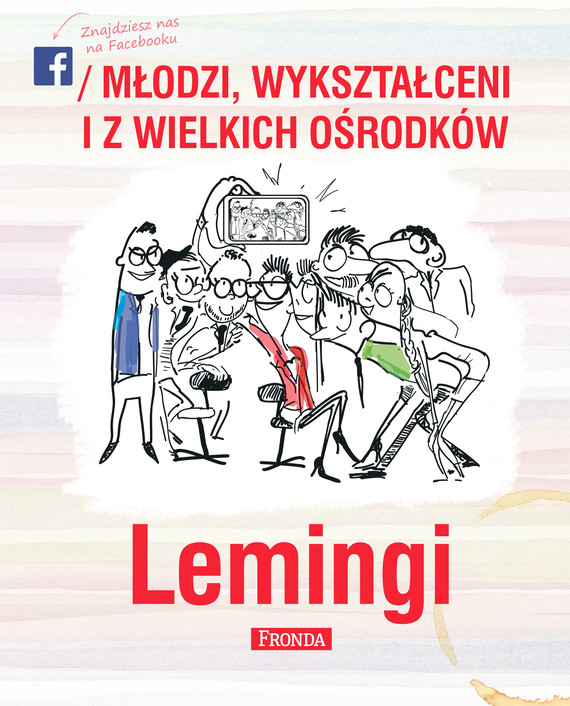 okładka Lemingiebook | epub, mobi, pdf | Jerzy A. Krakowski