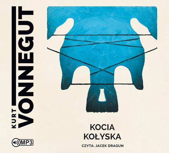 okładka Kocia kołyskaaudiobook   MP3   Kurt Vonnegut