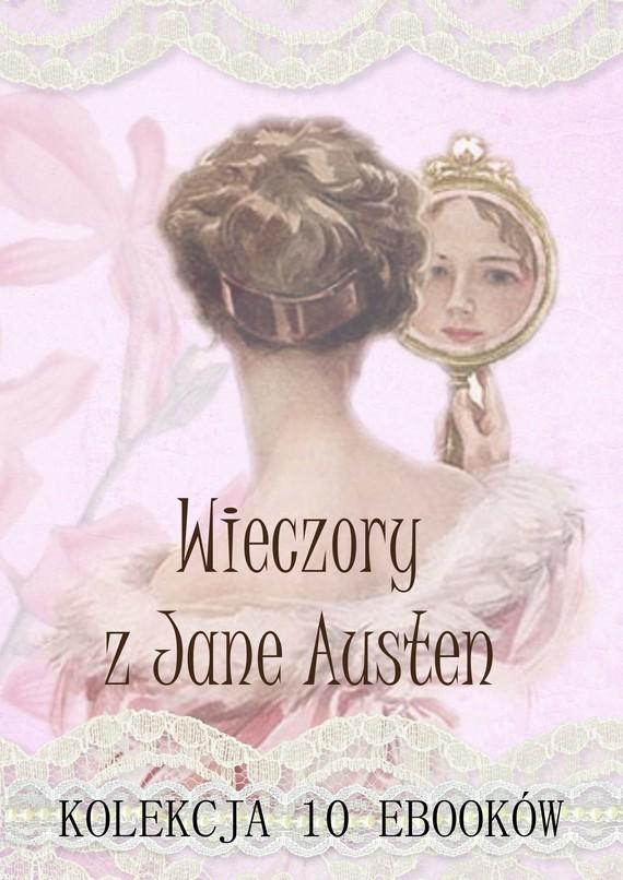 okładka Wieczory z Jane Austen. 10 EBOOKÓWebook | pdf | Jane Austen