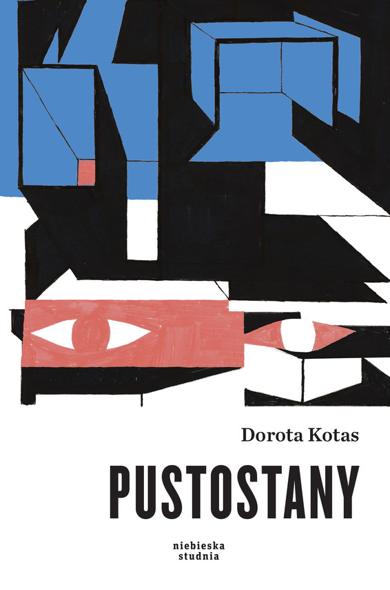 okładka Pustostany, Ebook | Kotas Dorota