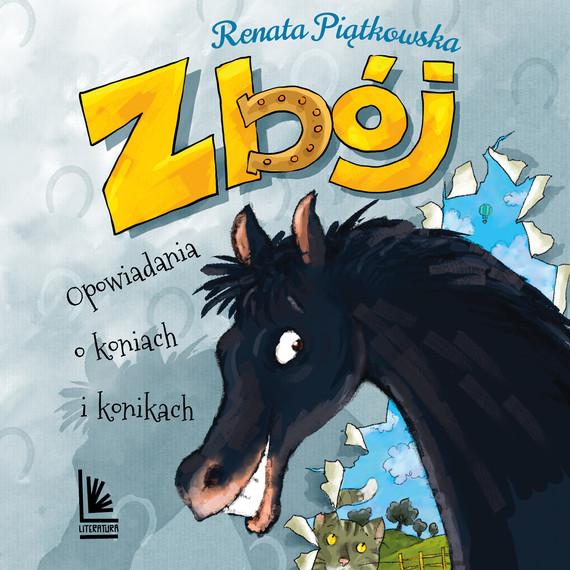 okładka Zbój, Audiobook | Renata  Piątkowska