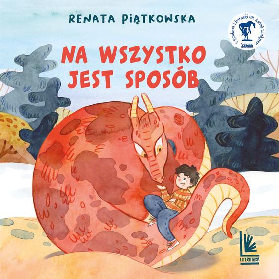 okładka Na wszystko jest sposóbaudiobook | MP3 | Renata  Piątkowska