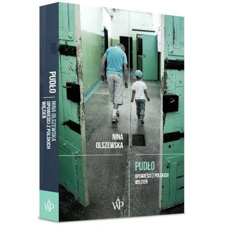 okładka Pudło, Książka | Nina  Olszewska
