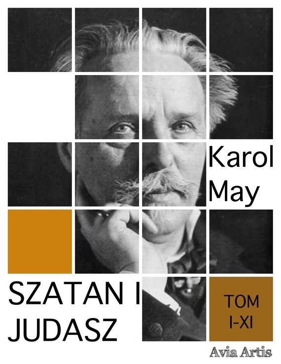okładka Szatan i Judasz TOM I-XI, Ebook   Karol May