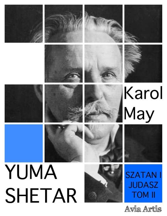 okładka Yuma Shetar, Ebook   Karol May