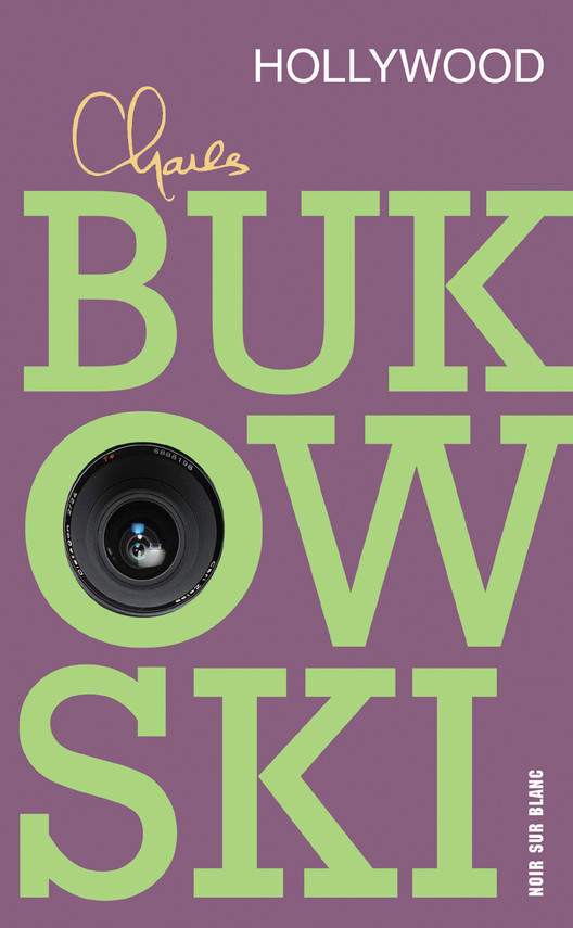 okładka Hollywoodebook   epub, mobi   Charles Bukowski