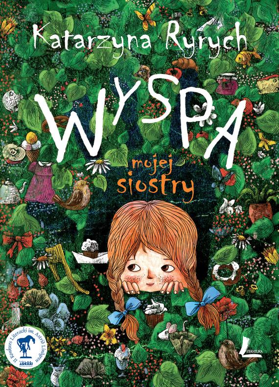 okładka Wyspa mojej siostry, Ebook | Katarzyna  Ryrych