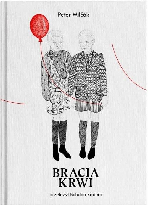 okładka Bracia Krwi, Książka | Milcak Peter