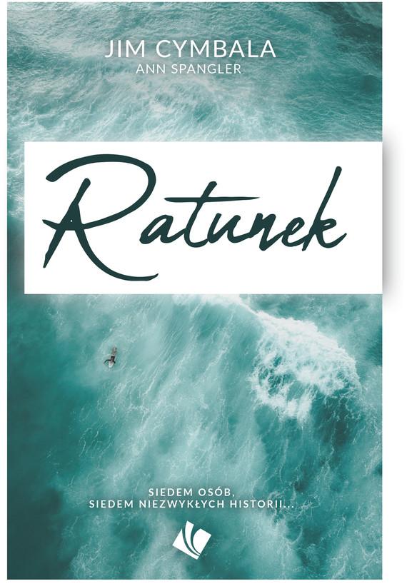 okładka Ratunek, Ebook   Jim Cymbala