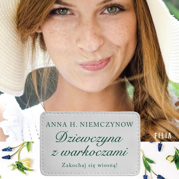 okładka Dziewczyna z warkoczemaudiobook   MP3   Anna H. Niemczynow