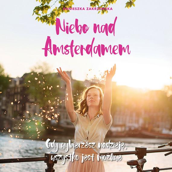 okładka Niebo nad Amsterdamemaudiobook   MP3   Agnieszka Zakrzewska