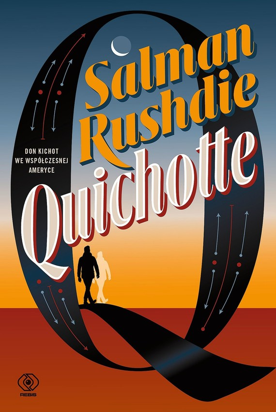 okładka Quichotteebook | epub, mobi | Salman Rushdie