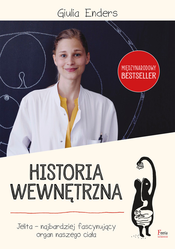 okładka Historia wewnętrznaebook | epub, mobi | Giulia Enders