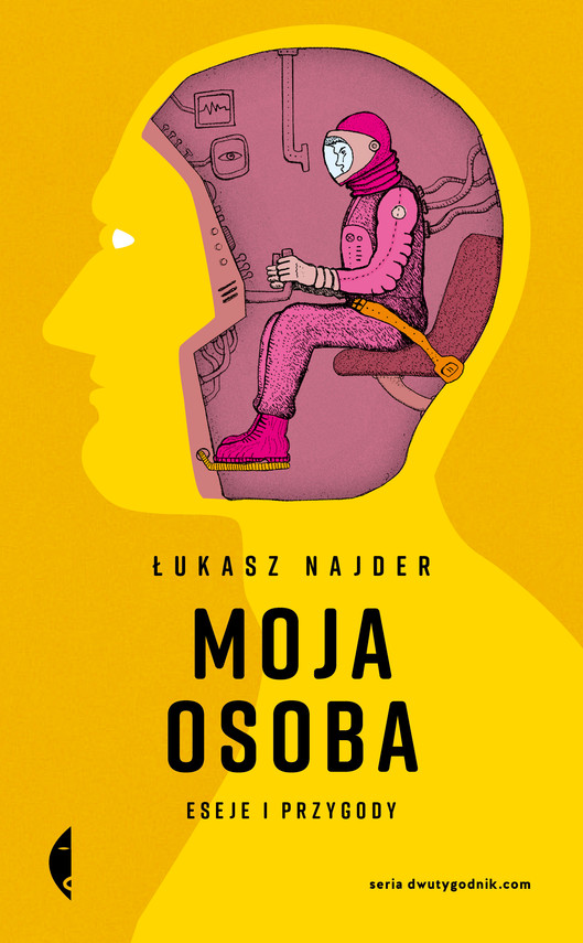 okładka Moja osoba, Ebook | Łukasz Najder