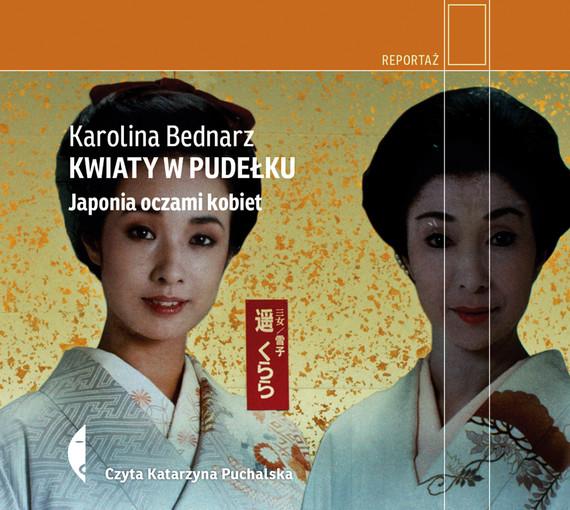 okładka Kwiaty w pudełku, Audiobook | Karolina Bednarz