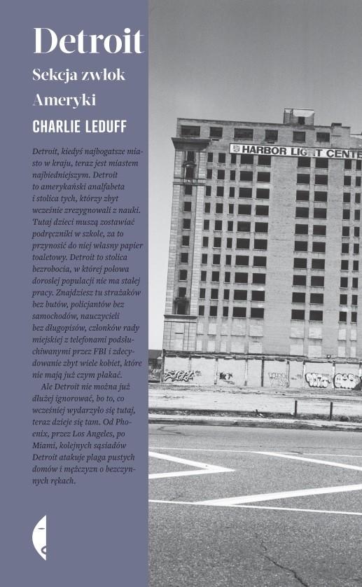 okładka Detroit, Ebook   Charlie LeDuff