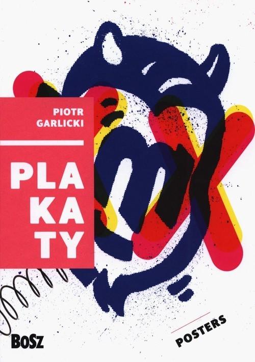 okładka Garlicki Plakaty, Książka |