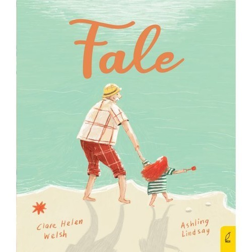 okładka Fale, Książka | Clare Helen Welsh, Ashling Lindsay