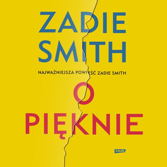 okładka O pięknie, Audiobook | Zadie Smith