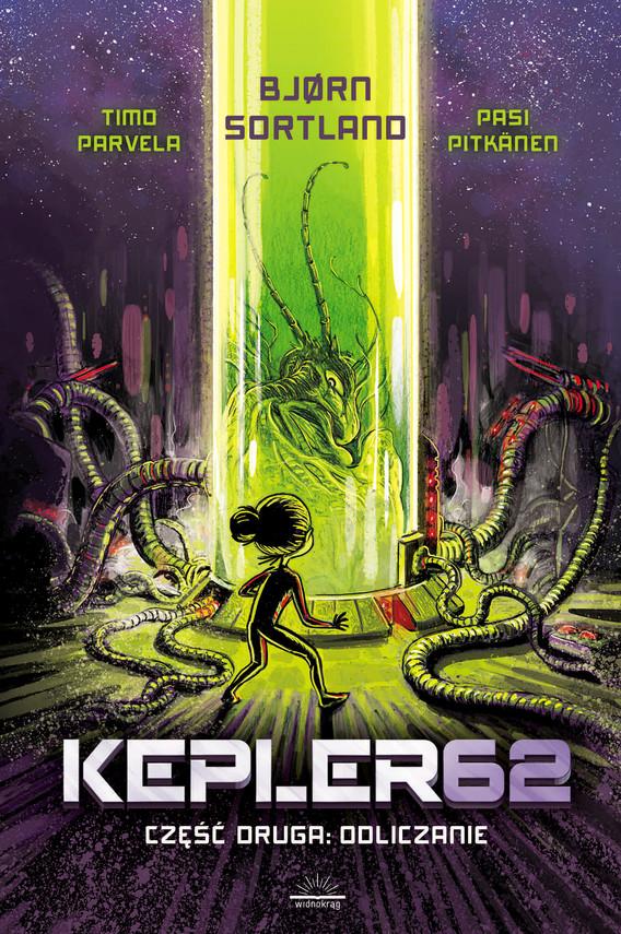 okładka Kepler62 Część druga: Odliczanie, Ebook   Parvela Timo, Bjorn Sortland