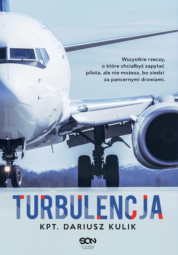 okładka Turbulencja, Ebook   Dariusz Kulik