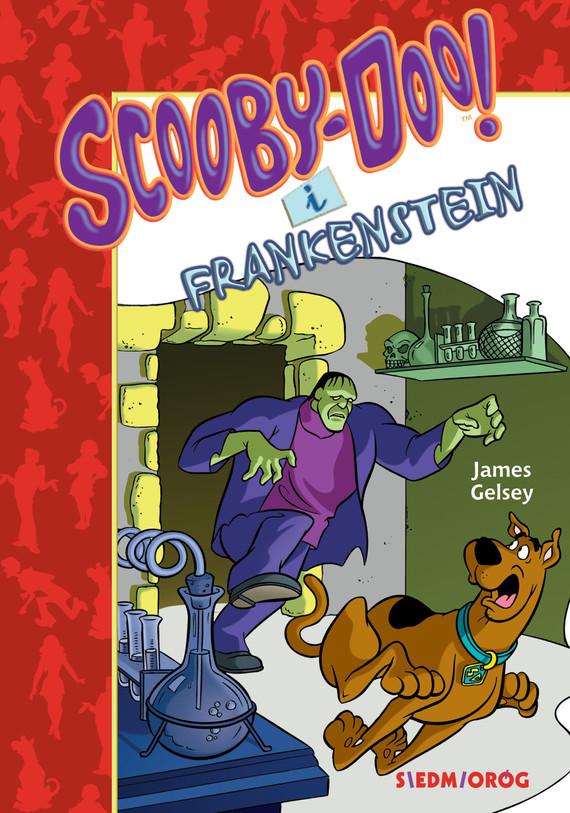 okładka Scooby-Doo i Frankenstein, Ebook   James Gelsey