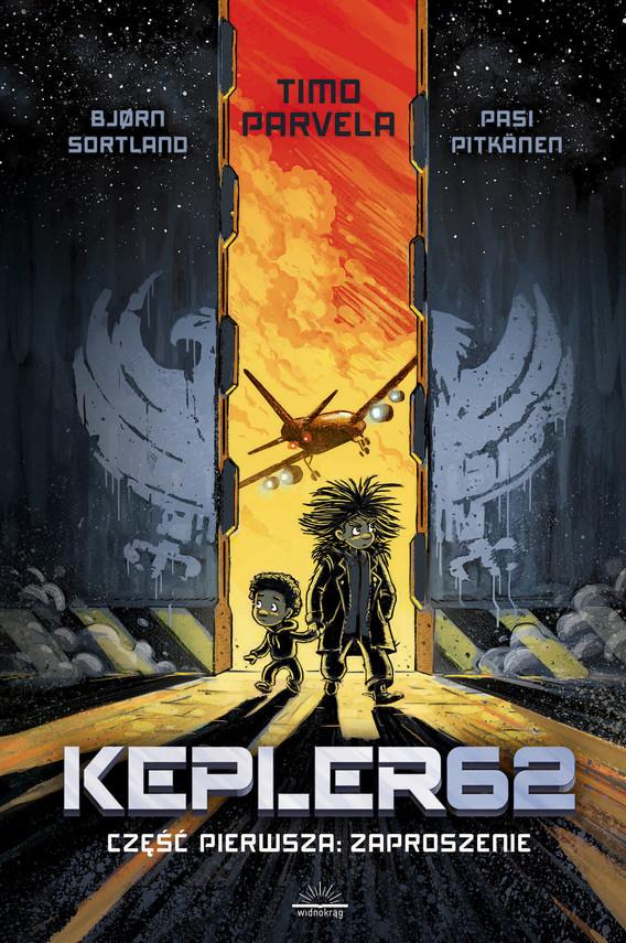 okładka Kepler62 Część Pierwsza: Zaproszenie, Ebook   Parvela Timo, Bjorn Sortland