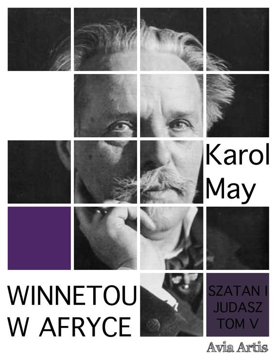 okładka Winnetou w Afryce, Ebook   Karol May