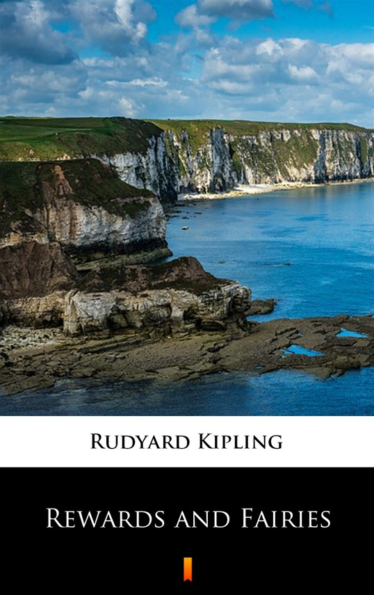 okładka Rewards and Fairiesebook | epub, mobi | Rudyard Kipling