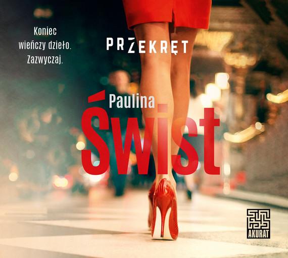 okładka Przekręt, Audiobook   Paulina Świst