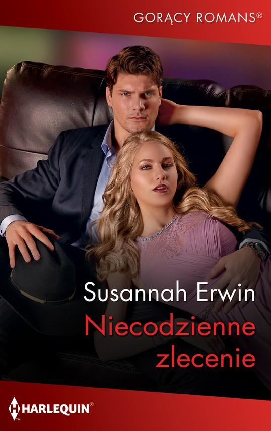 okładka Niecodzienne zlecenie, Ebook | Erwin Susannah