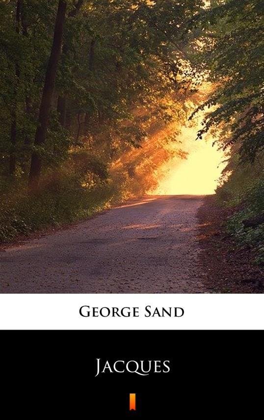 okładka Jacquesebook | epub, mobi | George Sand