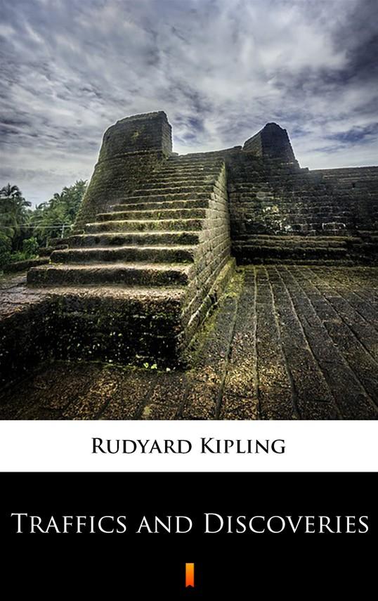 okładka Traffics and Discoveriesebook | epub, mobi | Rudyard Kipling