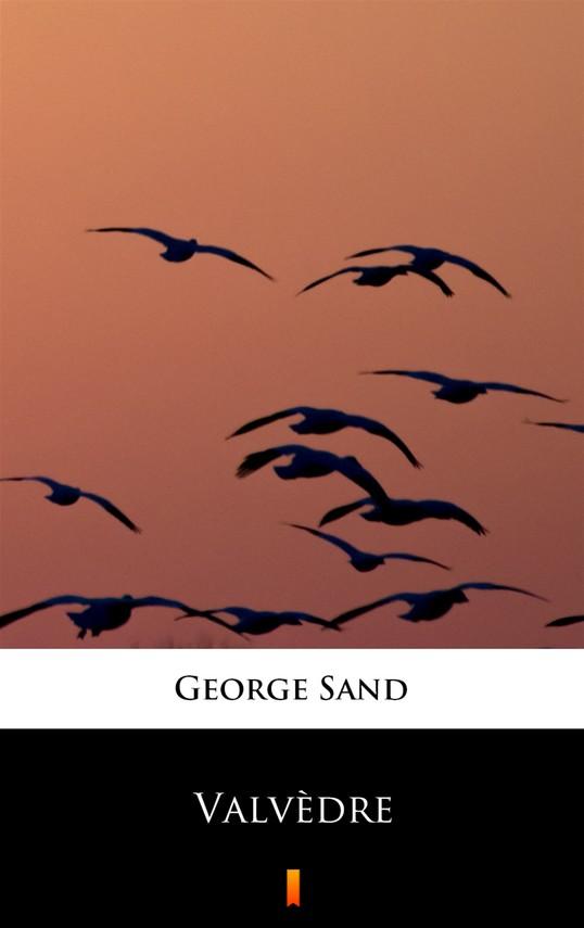 okładka Valvèdreebook   epub, mobi   George Sand