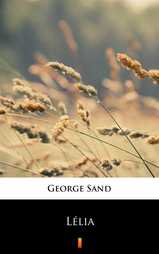 okładka Léliaebook | epub, mobi | George Sand