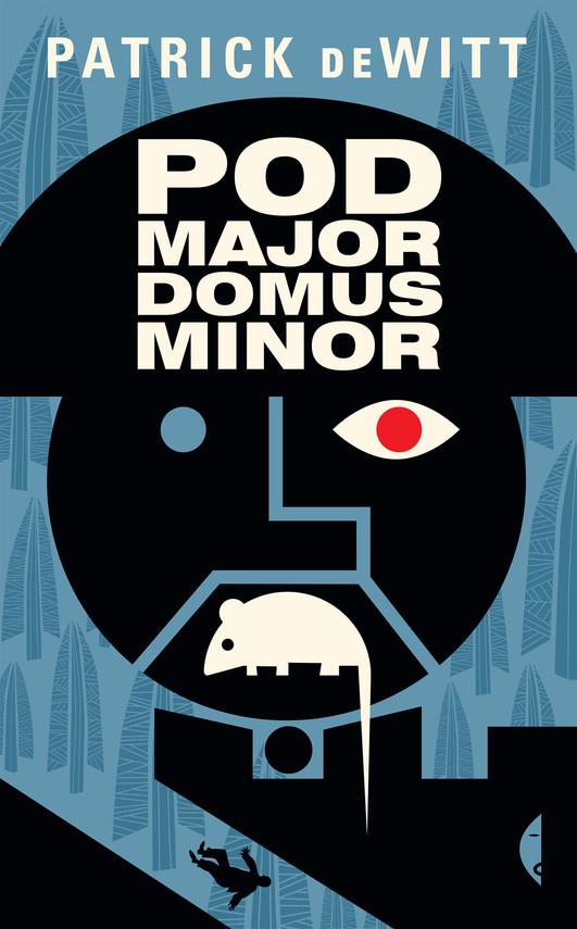 okładka Podmajordomus Minor, Ebook | Patrick deWitt