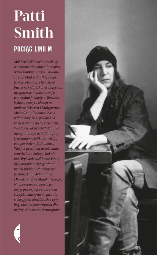 okładka Pociąg linii M, Ebook | Patti Smith