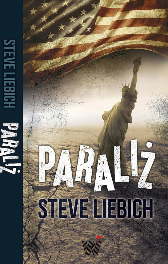 okładka Paraliż, Ebook | Steve Liebich