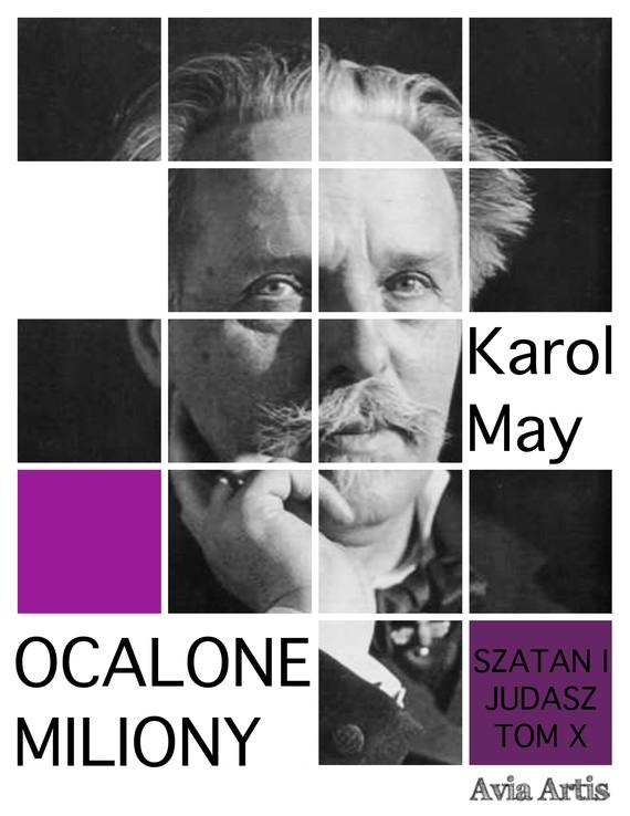 okładka Ocalone milionyebook | epub, mobi | Karol May