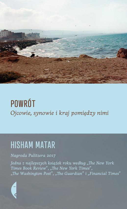 okładka Powrót, Ebook | Hisham Matar