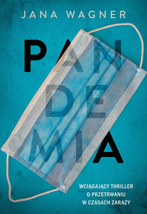 okładka Pandemiaebook | epub, mobi | Jana Wagner