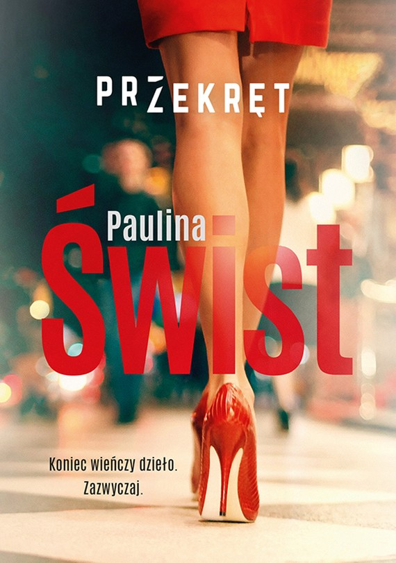 okładka Przekręt, Ebook | Paulina Świst
